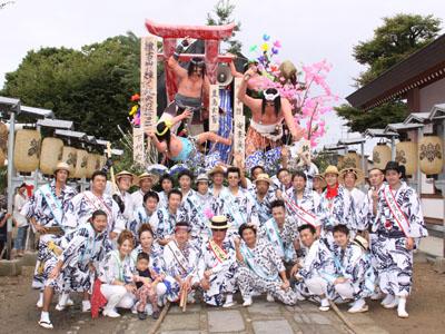 全国山・鉾・屋台 保存連合会秋田大会 その4-2
