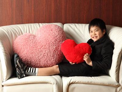 秋田のポートレート スタジオ撮影 8歳 イツキくん