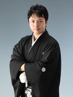 秋田の成人式 スタジオ撮影 男性 羽織袴