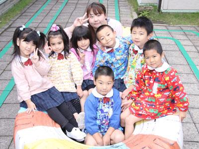 秋田の卒業アルバム スクール撮影 土崎カトリック幼稚園