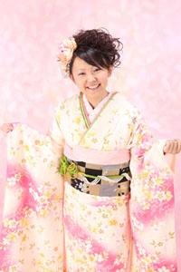 秋田の成人式 スタジオ撮影 振袖レンタル 前撮り