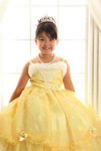 秋田の七五三 スタジオ撮影 7歳 ドレスアップ 前撮り