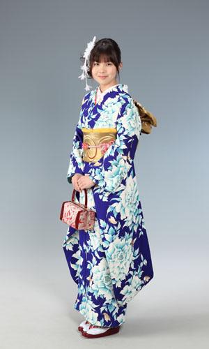 秋田の成人式 スタジオ撮影 振袖撮影 前撮り ヒロミさん