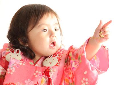 秋田のベビーフォト スタジオ撮影 赤ちゃんポスター展2011夏 ワカちゃん