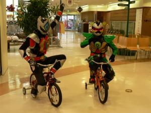 自転車レース!?^^