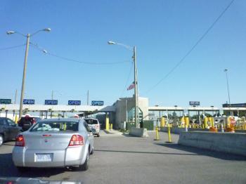 デトロイト国境