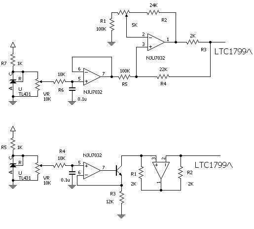 LTC1799用定電流回路2