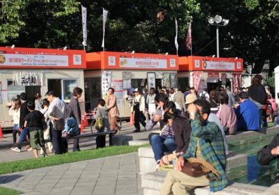 9月の休日札幌にて 023