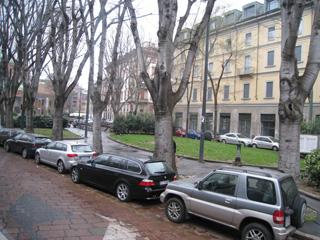 milano 路上駐車1