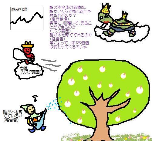 梨の木モデル2