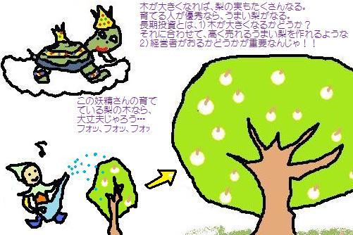 梨の木モデル3