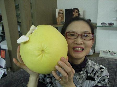 晩白柚バンペイユ