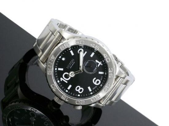 ニクソン NIXON 腕時計 42-20 TIDE A035-000 BLACK