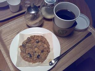 cookie and cafe