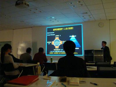 ESC 2011年1月例会