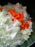 お野菜たっぷり!