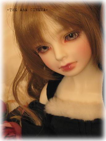テラカワユスA女子。