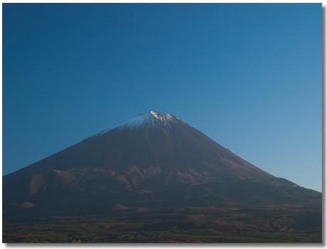 紅葉台からの富士2