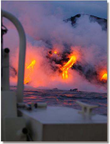 溶岩ボート4
