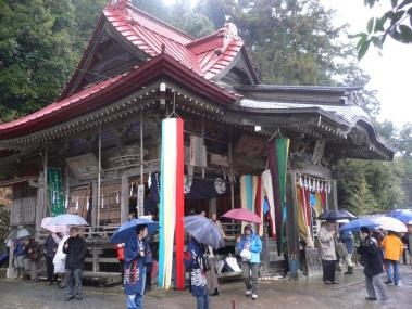 081214小鹿野町八幡神社例大祭・直会