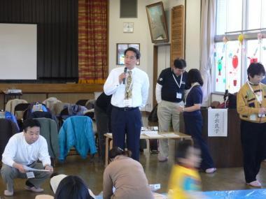 090115寄居若竹幼稚園AED講習会