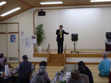090118深谷市福寿荘新年会