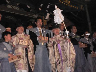 090203秩父神社節分祭
