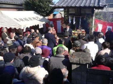 090206南下郷鬼林稲荷神社初午祭