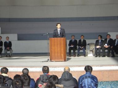 090208第47回秩父駅伝競技会