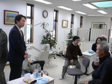 090216寄居歯科ミニ集会