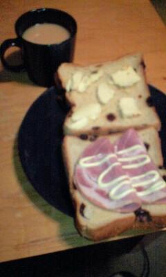 ハム・トースト