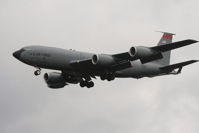 KC135T空中給油機