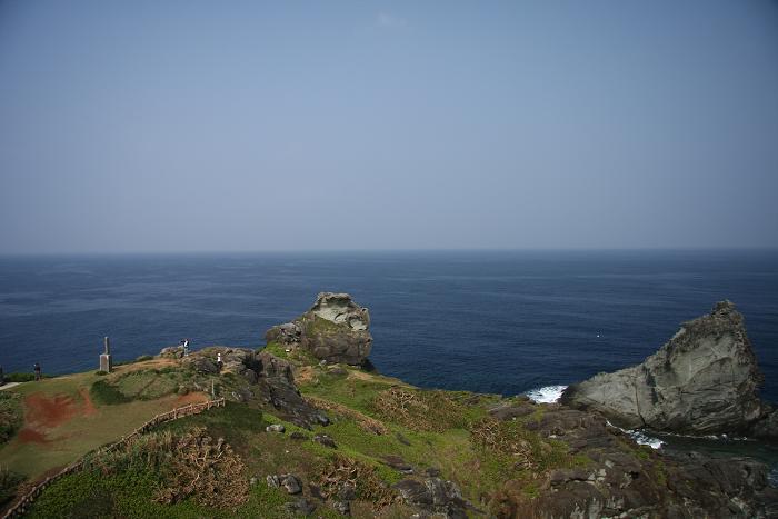石垣島にて、1
