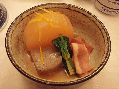 原野夕食2