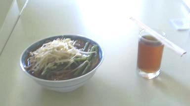 昼飯0719