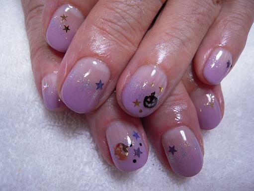 nail Haloween1