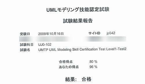 UMLモデリングL1-T2_結果