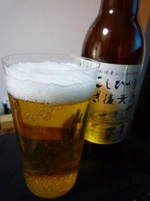 こしひかり越後麦酒_02