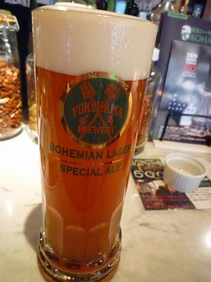 横浜ビール・天沼ビヤザケ