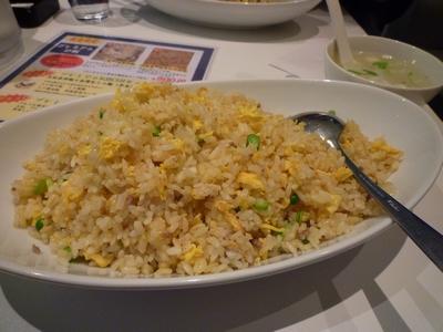 KIICHI_にんにく炒飯