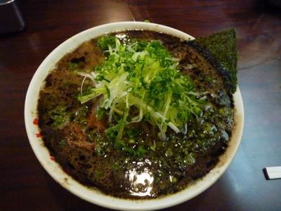 なんつっ亭_ねぎチャーシュー麺