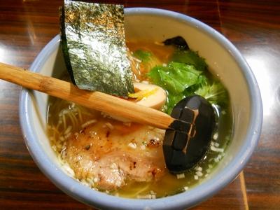 AFURI_ゆず塩麺