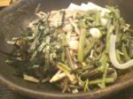 冷やし山菜