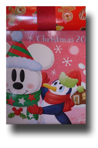 ディズニークリスマス101206
