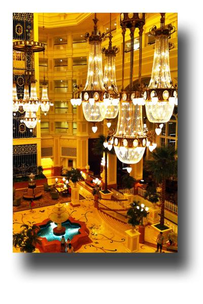 東京ディズニーランドホテル110905