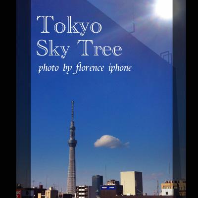 東京スカイツリー120101