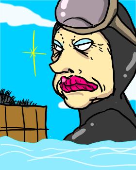 海女のナマ子