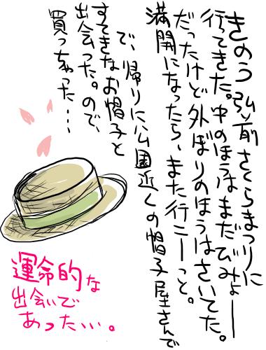絵日記2011年04月29日