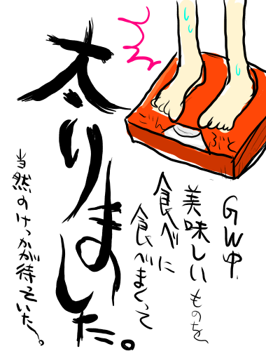 絵日記2011年05月08日