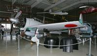 2006年に撮影した河口湖飛行館の零戦21型